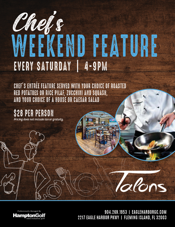 EH   Chefs Weekend Feature EMAIL