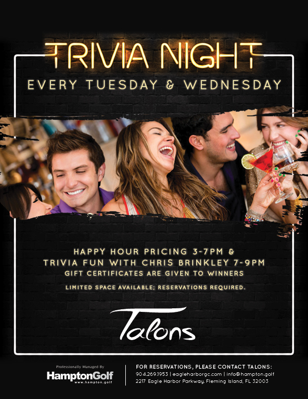 EH   Trivia Night EMAIL